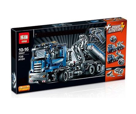Коробка LEPIN Technic Series Контейнеровоз   8052   IQREPLICA