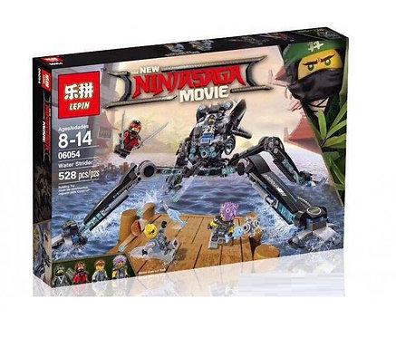 Коробка LEPIN Ninjago Series Водяной Робот | 70611 | IQREPLICA