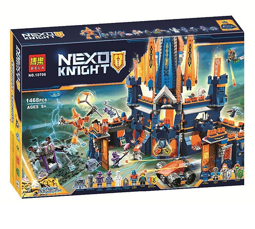 Конструктор BELA Королевский замок Найтон | 70357