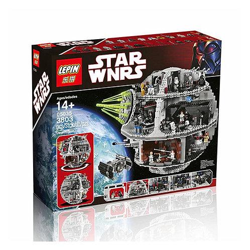 Коробка аналог Lego Star Wars Звезда Смерти   10188 и 75159   LEGOREPLICA
