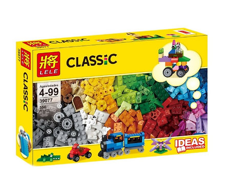 Коробка LELE Classic Набор для творчества среднего размера | 10696 | IQREPLICA