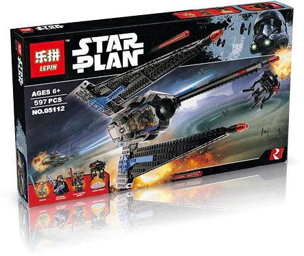 Коробка LEPIN Star Wars Исследователь 1 | 75185 | IQREPLICA
