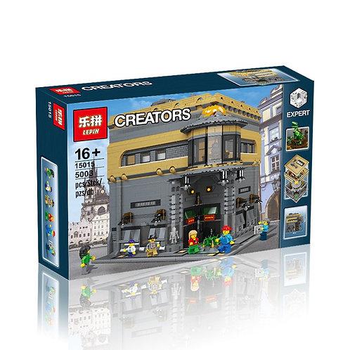 Коробка аналог Lego Creator MOC Музей Динозавров | LEGOREPLICA