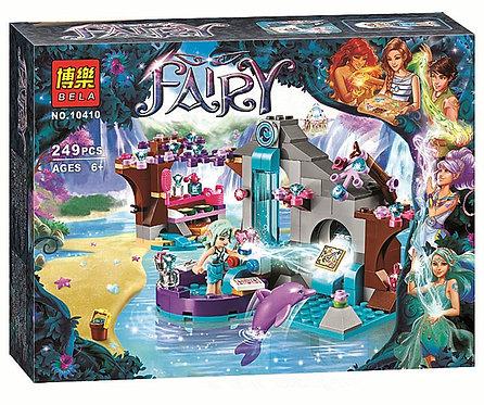 Коробка аналог Lego Elves Спа-салон Наиды | 41072 | LEGOREPLICA