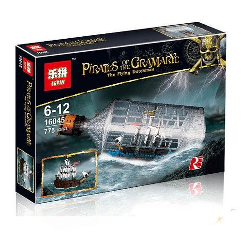 Коробка LEPIN MOC Корабль в бутылке | IQREPLICA
