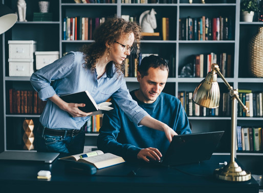 4 Tips For Running a Successful Business With Your Spouse