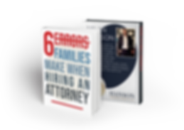 SIX Errors Family and Business Owners Make When Hiring an Attorney Book Cover