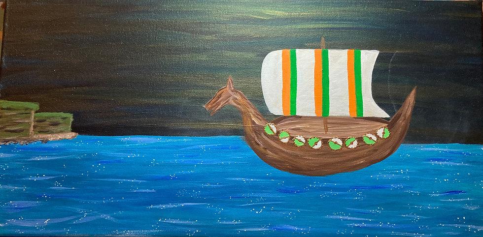 Irish Ship-In Process...
