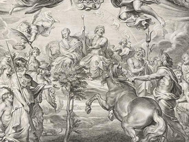 Yunan Mitolojisinde Zeytin Ağacı