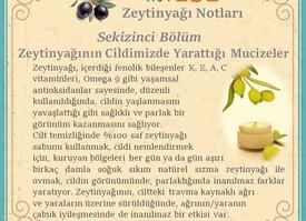 Zeytinyağının Cildimizin Yarattığı Mucizeler
