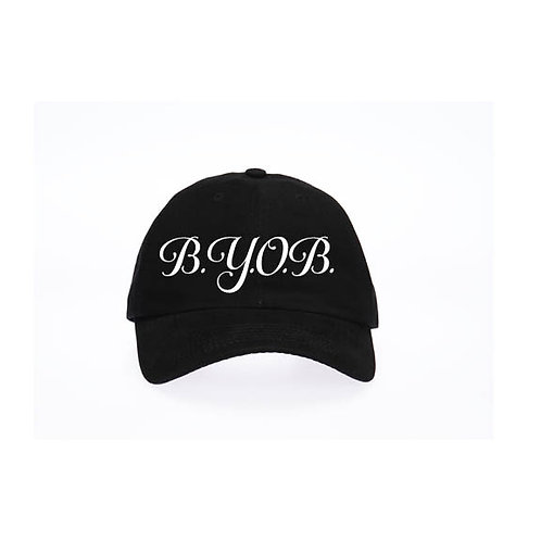 B.Y.O.B. (Build Your Own Brand)
