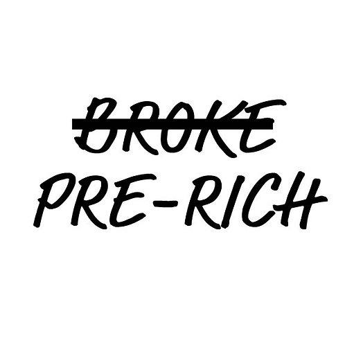 Pre-Rich