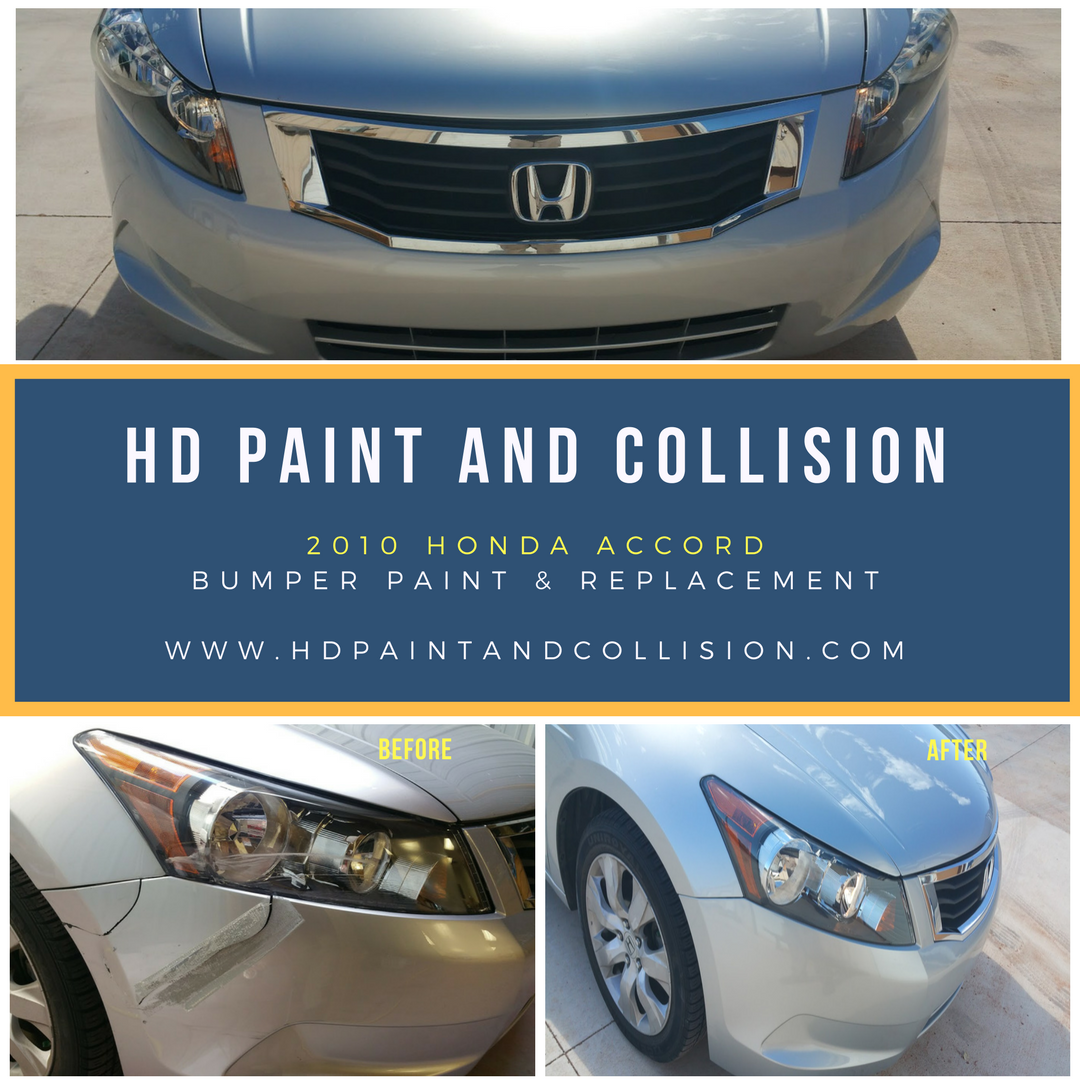 HD PAint and Collsion