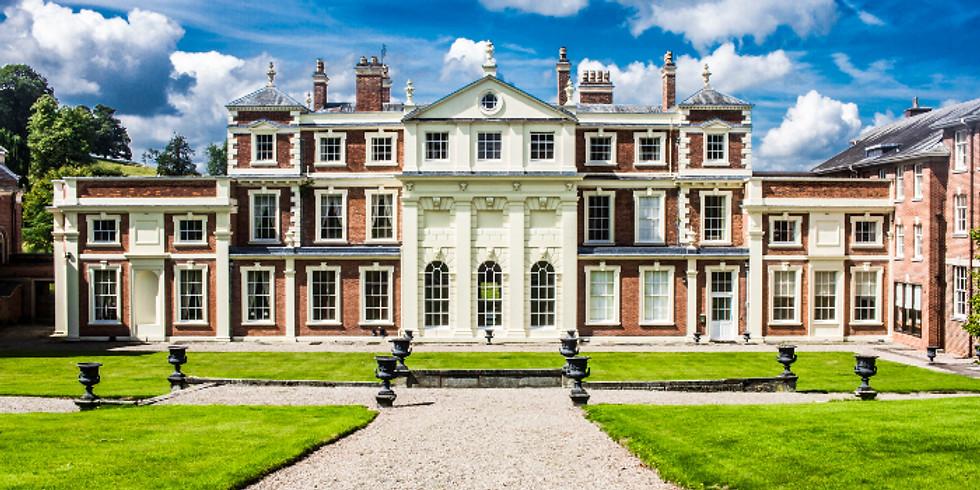Hawkstone Hall Wedding Open Weekend
