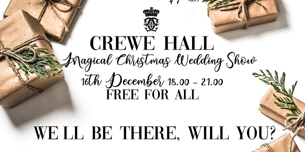 Crewe Hall Christmas Wedding Show