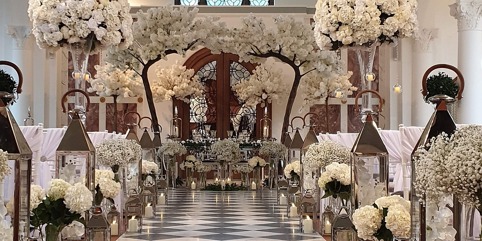 Hawkstone Hall Wedding Weekend