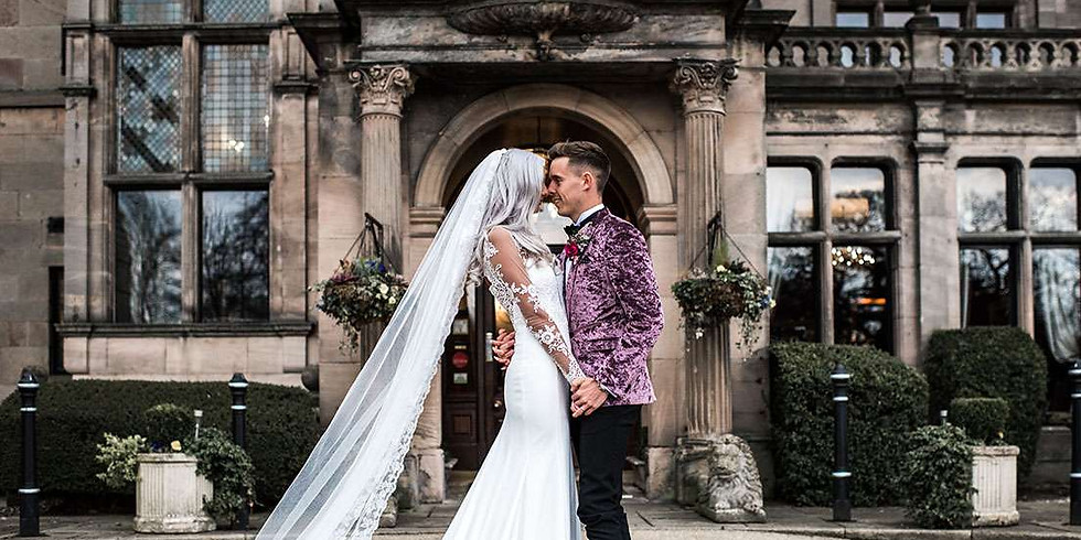 Rookery Hall Wedding Open Day