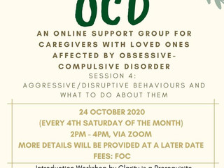 Families Unite Against OCD (Cycle 1)