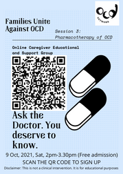 Families Unite Against OCD: Session 3