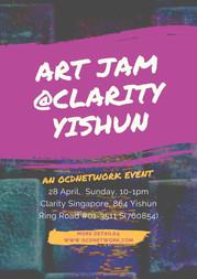 Art Jam @ Agape Village