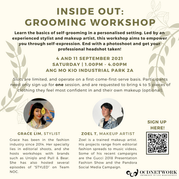 Inside Out: Grooming Workshop