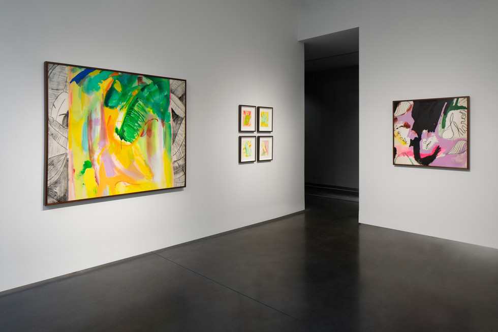 "Installation View, ""Banana Republic"" Solo Exhibition  at SCAD Museum of Art"