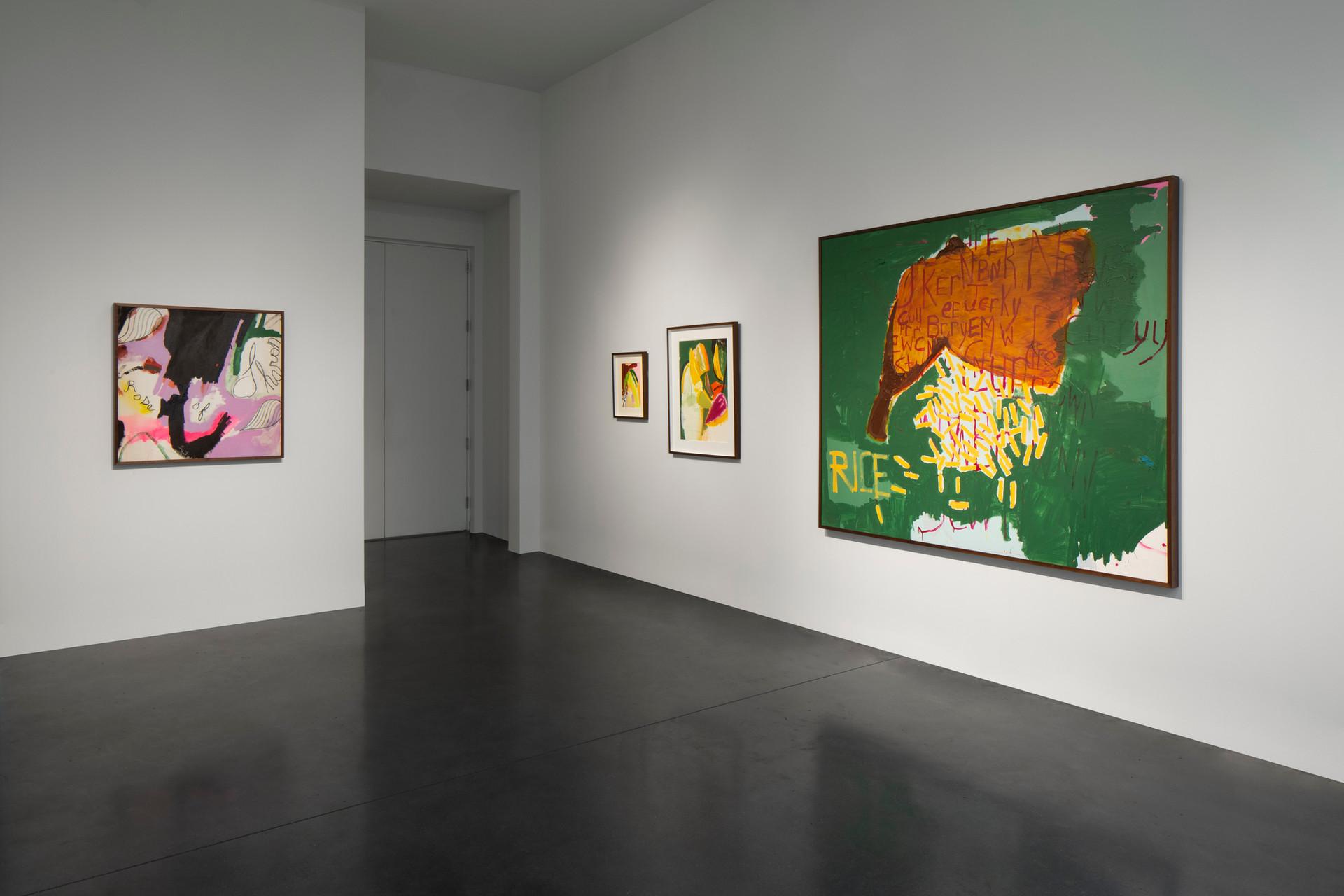 """Banana Republic"" Solo Exhibition InstallatioInstallation View, ""Banana Republic"" Solo Exhibition  at SCAD Museum of Art"