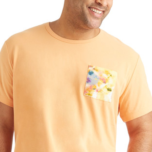 SS_21 Orange Pocket T-Shirt