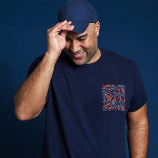 SS_21 Navy Pocket T-Shirt