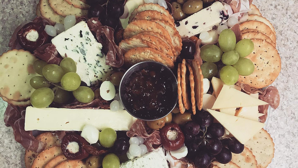 The Ultimate Grazing Cheeseboard