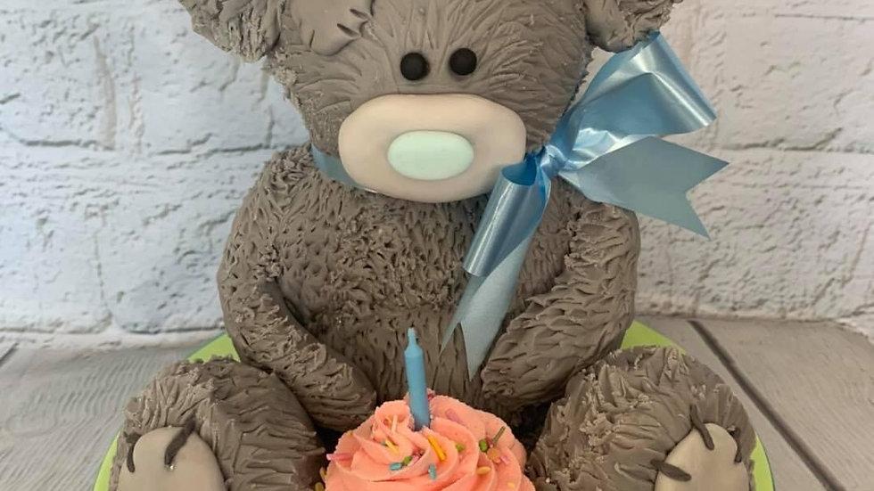 Teddy Bear Cake (serves 15-20)