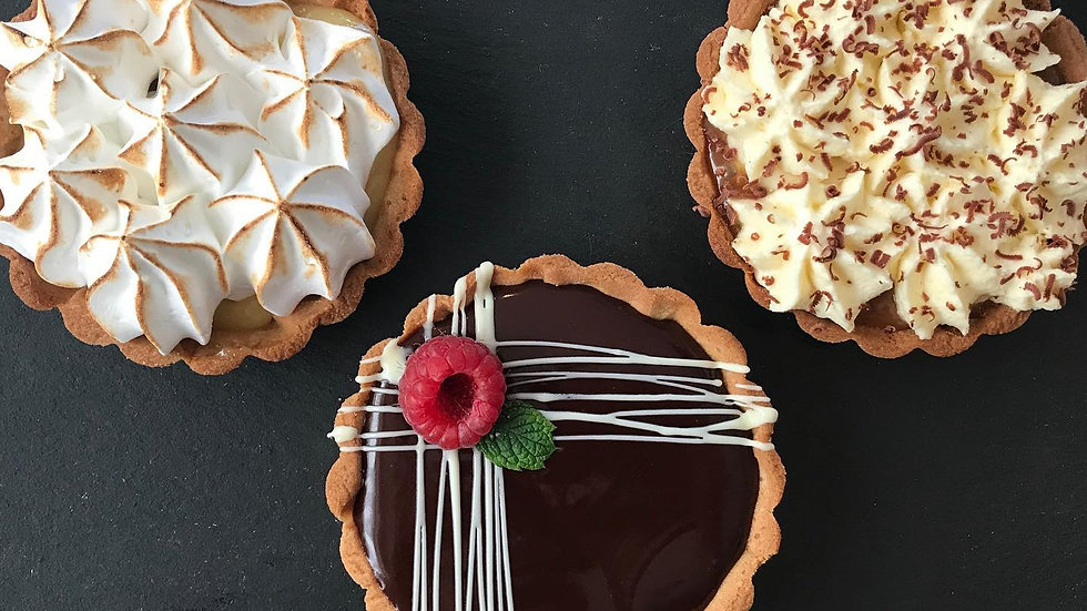 Pies & Tartlets