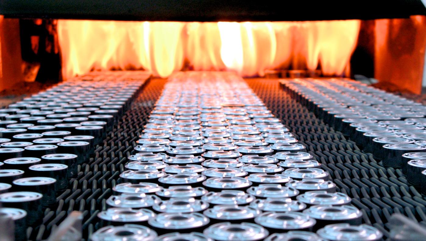 SARNES sintering oven