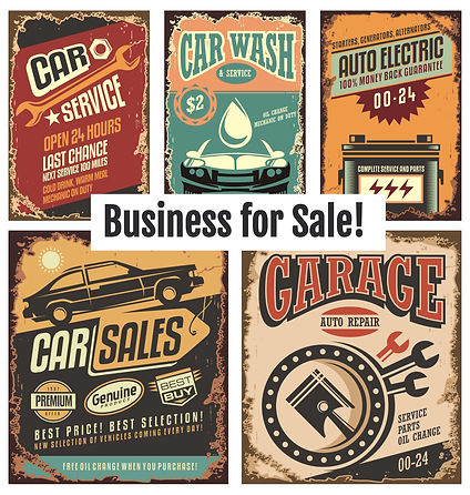 We advertise your business for sale!