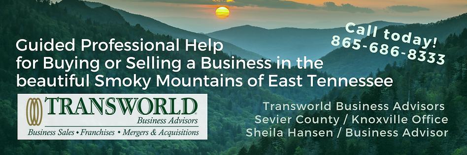 Transworld Business Advisor Sevier County TN