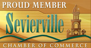 Sevierville Chamber of Commerce proud member