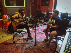 In hightown recording