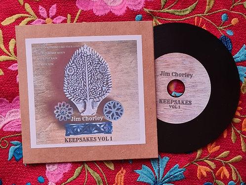 'Keepsakes Vol 1' Four track E.P