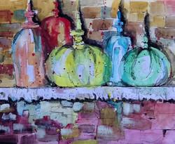 Still life / Watercolor