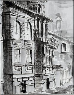 Street / Sketchbook