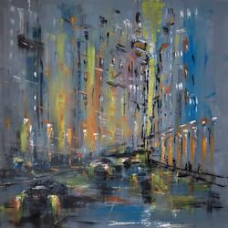 Raining Street