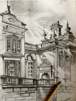 Scotland Sketchbook