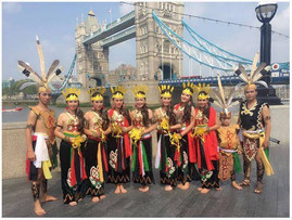 The 1st Indonesian Weekend 2016 - London UK