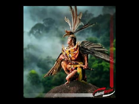 Kecapi Dayak Kalimantan Tengah