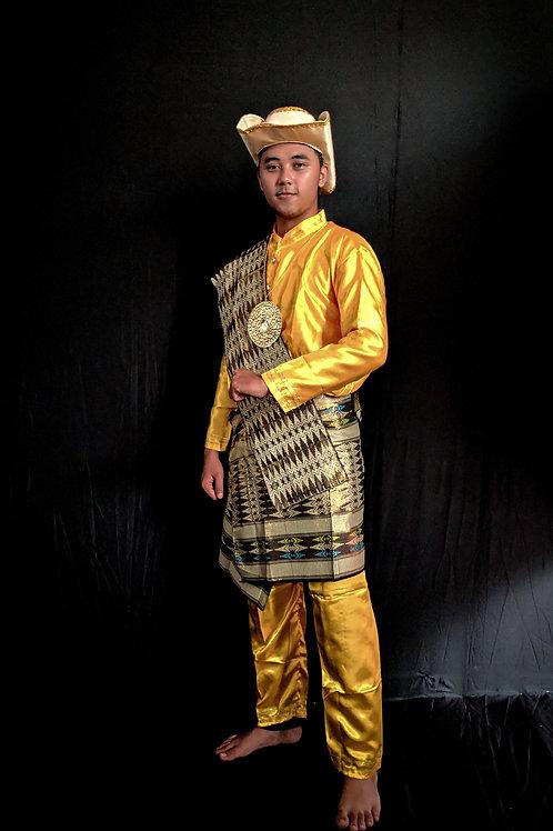Baju Adat NTT (Pria)