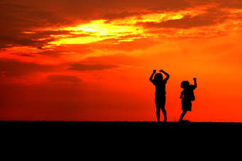 Life is a dance, with you in the lead and Spirit as your partner.