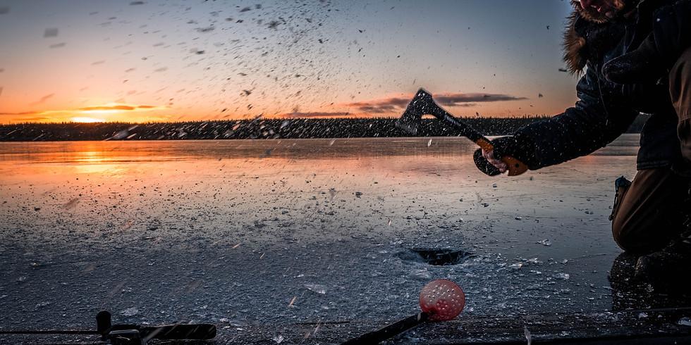 Live Online Multi Media Vortrag aus Kiruna - Mein Winter in Lappland  - Teil 2