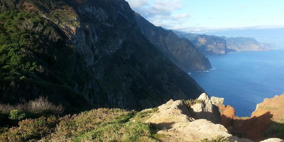 Live Online Multi Media Vortrag - Hiking Madeira