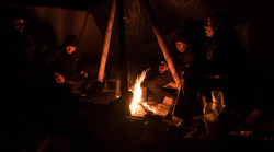 Seminare am Lagerfeuer