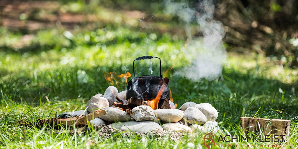 """Themenabend Outdoor Workshop """"Feuerarten"""""""